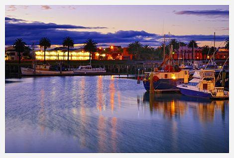Senator Motor Inn Gisborne Motel Accommodation from the Gisborne Harbor